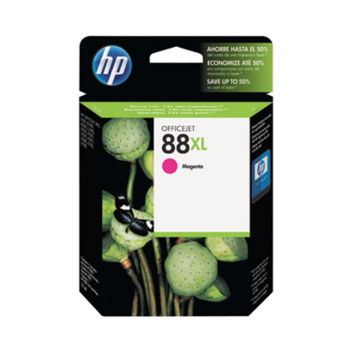 HP 88XL High Yield Magenta Original Ink Cartridge (C9392AN#140) [Price : ; Unit : each;  : ; Ships In : 1 to 3 days]