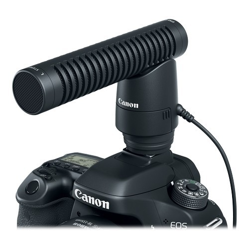 Canon - DM-E1 Directional Condenser Microphone