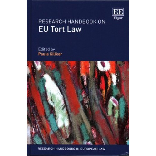 Research Handbook on Eu Tort Law (Hardcover)