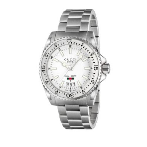 Gucci - Dive Stainless Steel Bracelet Watch