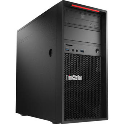 ThinkStation P410 Workstation with 256GB SSD and 8GB RAM