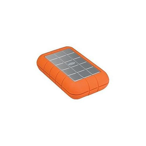 LaCie Rugged Triple USB 3.0 / Firewire 800 1TB Portable Hard Drive LAC301984