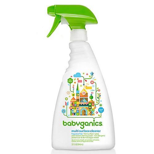 Babyganics 32 oz. Fragrance-Free Multi-Surface Cleaner
