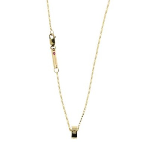 Pois Moi Symphony 18K Yellow Gold Necklace