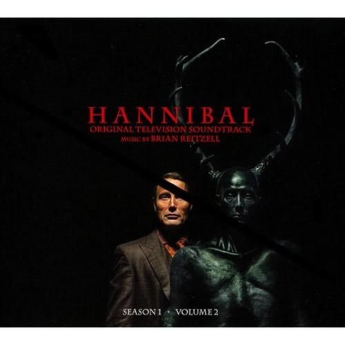 Hannibal: Season 1, Vol. 2 [Original Television Soundtrack] [CD]