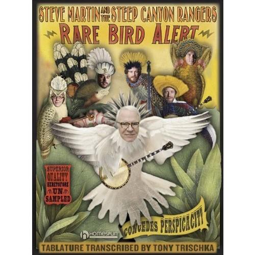 RARE BIRD ALERT TABLATURE BOOK