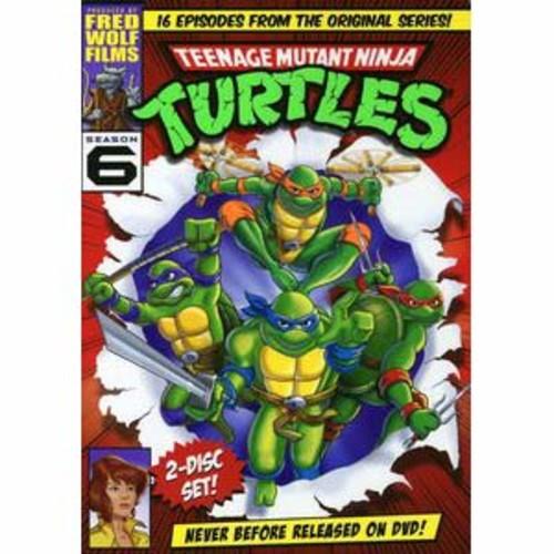 Teenage Mutant Ninja Turtles: Season 6 [2 Discs]