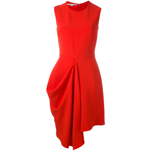STELLA MCCARTNEY Fitted Flare Dress