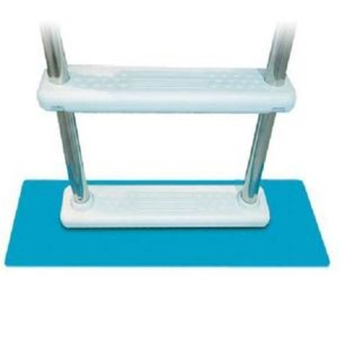 SPLASHNET 9-in x 30-in In-Pool Ladder/Step Liner Pad Swimming Pool