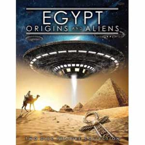 Egypt: Origin And Aliens [DVD]