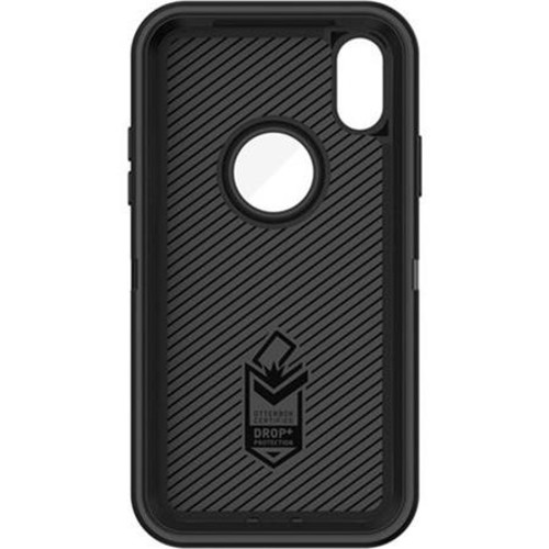 OtterBox Defender Case for iPhone X - Black