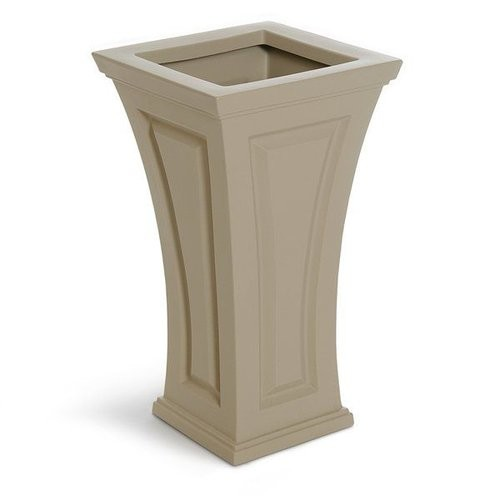 Mayne Inc Cambridge Tall Planter, Clay [Clay]