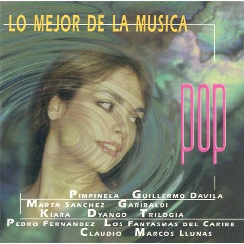 Lo Mejor De La Musica Pop CD