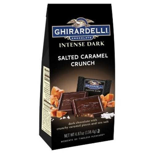Ghirardelli Salted Caramel Crunch Intense Dark Chocolate - 4.87oz