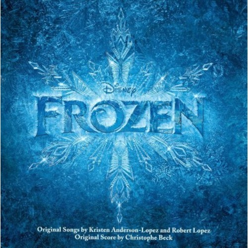 Original Soundtrack - Frozen (Original Motion Picture Soundtrack) (CD)