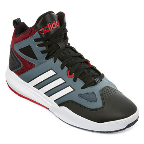 Adidas Cloudfoam Thunder Mens Basketball Shoes [medium]