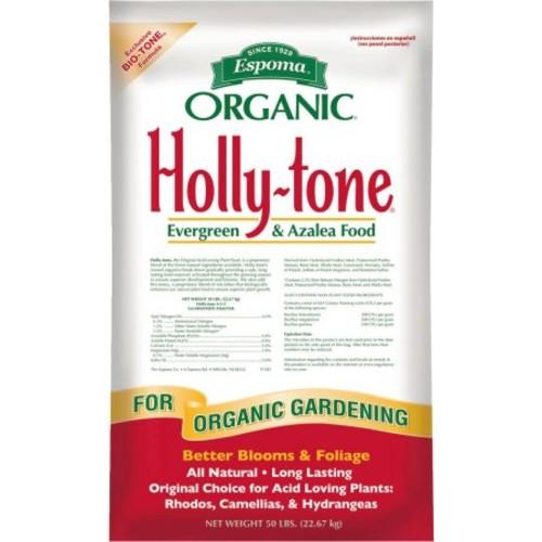 Espoma Holly-tone Organic Dry Plant Food - HT50