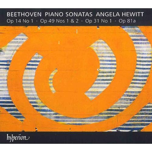 Angela Hewitt - Beethoven: Piano Sonatas Vol. 6