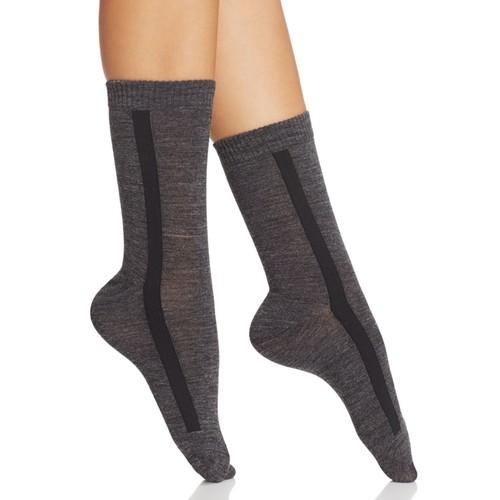 Tuxedo Stripe Trouser Socks