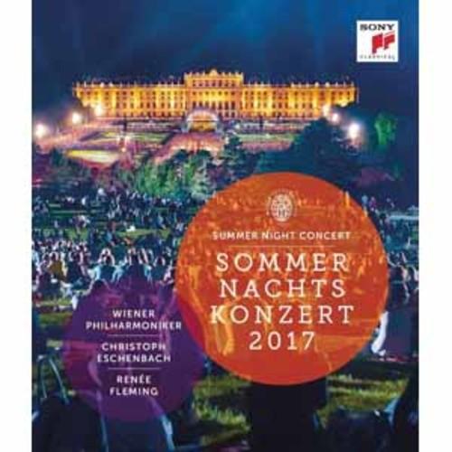Sommernachtskonzert 2017 / Summer Night Concert 2017 [DVD]