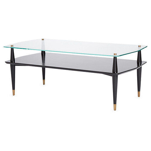 Reveal Coffee Table, Black