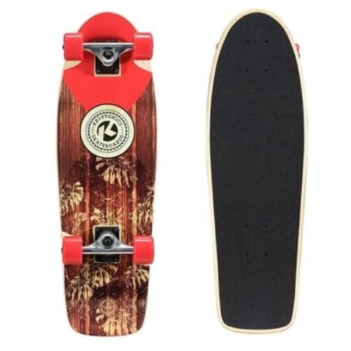 Kryptonics 28-Inch Standard Cruiser Skateboard