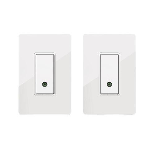 Belkin WeMo Wireless Light Control Switch (2-Pack)