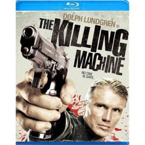 The Killing Machine [Blu-ray] WSE DTHD
