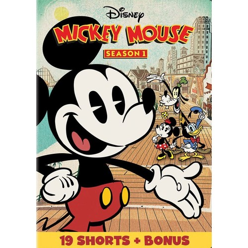 Mickey Mouse: Season 1 [DVD]