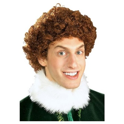 Buddy Elf Wig - Mens