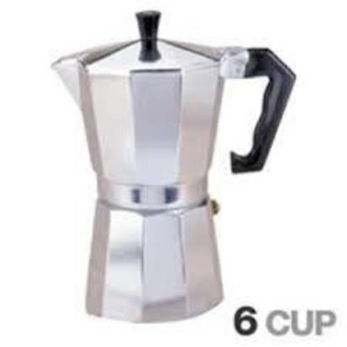 Primula Stovetop Espresso Maker; Aluminum