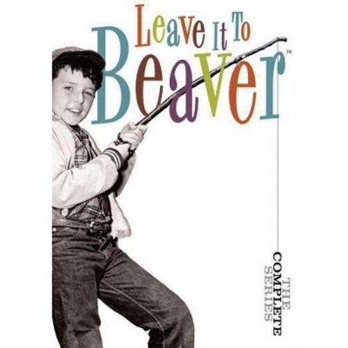Leave it to beaver:Complete series (DVD)