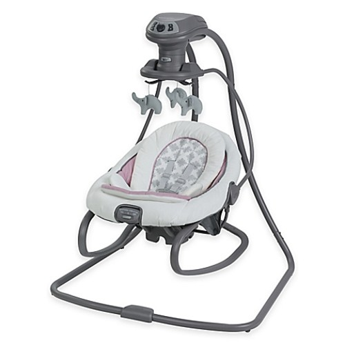 Graco DuetSoothe Swing and Rocker in Raena