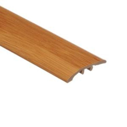 Zamma Traditional Bamboo-Dark 1/8 in. Thick x 1-3/4 in. Wide x 72 in. Length Vinyl Multi-Purpose Reducer