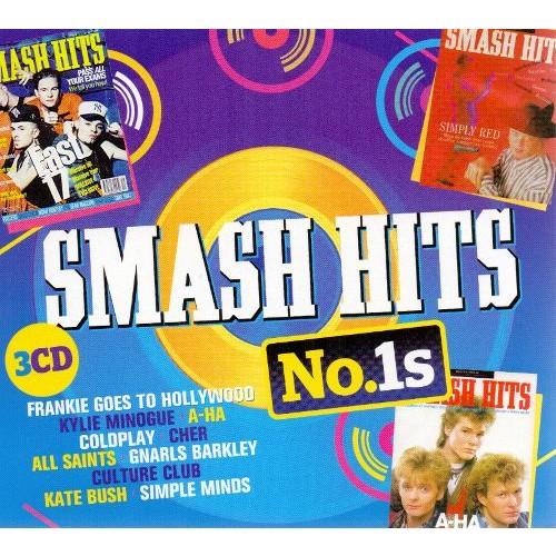 Smash Hits: No.1s [CD]