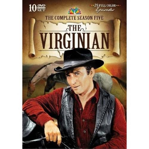 The Virginian: The Complete Season Five [10 Discs] [DVD]