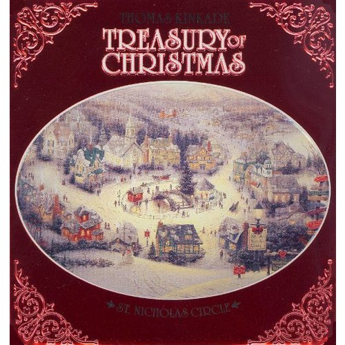 Treasury of Christmas [Box Set] [Collector's Tin] [CD]