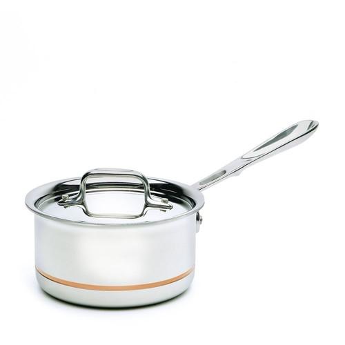 Copper Core 1.5 Quart Saucepan with Lid