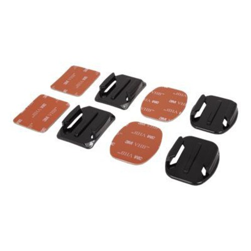 Urban Factory Flat and Curved Mount Support System For All GoPro Hero Cameras