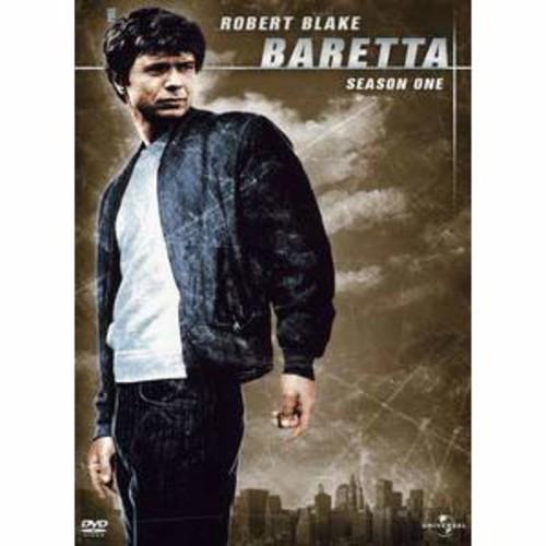 Baretta: Season 1 [3 Discs]