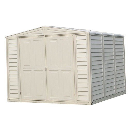 Duramax Building Products 8 ft. x 8 ft. Shed with Foundation