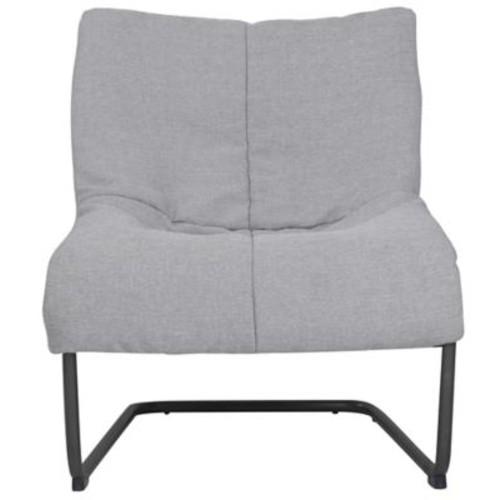 Serta at Home Alex Lounge Chair; Light Gray