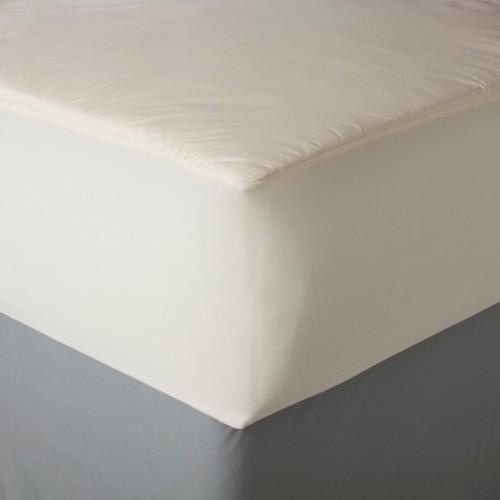 AllerEase Naturals Organic Cotton Mattress Pad