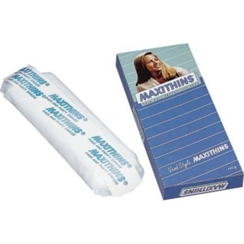 Sanitary Napkins, #4 Size, Individually Wrapped, 250/Case