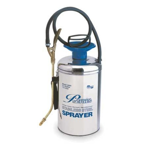 Chapin 1253 2-Gallon Premier Series Pro Stainless Steel Sprayer For Fertilizer, Herbicides and Pesticides