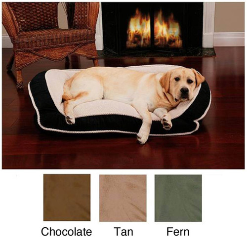 Deep Seated Lounger Pet Bed