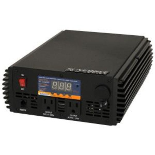 Sunforce 1000-Watt Pure Sine Wave Inverter