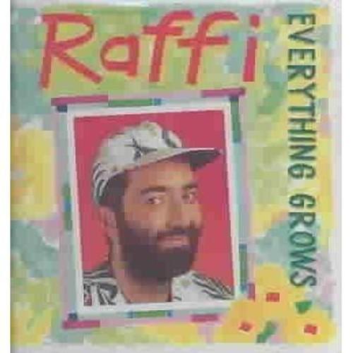 Raffi - Everything grows (CD)
