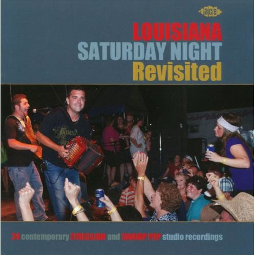 Louisiana Saturday Night Revisited [CD]