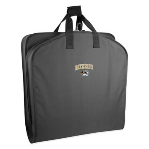 WallyBags University of Missouri 40-Inch Garment Bag with Handles
